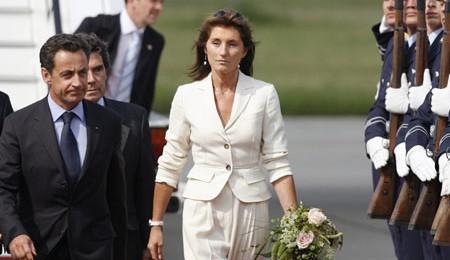 Predsedniku je prva dama ušla