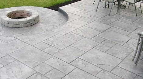 Dekoracije z betonom